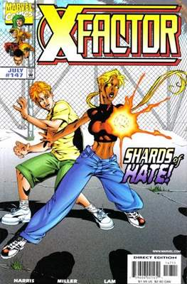 X-Factor Vol. 1 (1986-1998) (Comic Book) #147