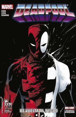 Deadpool: De Vuelta al Negro