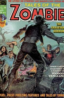 Tales Of The Zombie (Magazine) #8