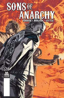 Sons of the Anarchy (Comic Book) #19