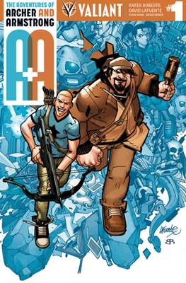 The Adventures of Archer and Armstrong #1