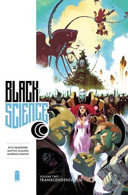 Black Science (Hardcover, 456-400 pages) #2