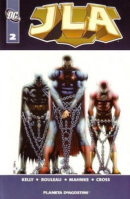 JLA (2005-2007) (Rústica 96 pp) #2