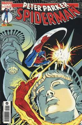 Peter Parker Spiderman (2004-2005) (Grapa 72 pp) #11