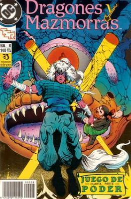 Dragones y mazmorras (1990-1991) #8