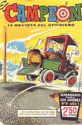 El Campeón (1960) (Grapa) #10