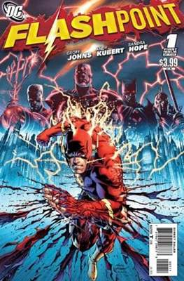 Flashpoint (2011) (Comic book) #1