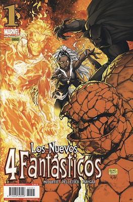Los 4 Fantásticos / Los Cuatro Fantásticos Vol. 7 (2008-) #1