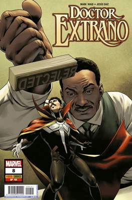 Doctor Extraño (2016-) #41/8