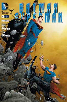Batman / Superman. Nuevo Universo DC (Grapa) #2