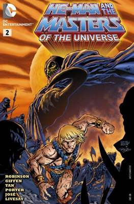 He-Man and the Masters of the Universe Vol.1 (Comic Book) #2