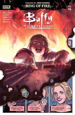 Buffy The Vampire Slayer (2019-) #14