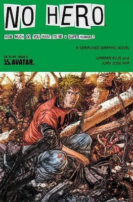 No Hero (Saddle-stitched. 2008) #4
