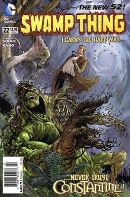 Swamp Thing vol. 5 (2011-2015) #22