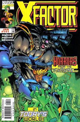 X-Factor Vol. 1 (1986-1998) (Comic Book) #141