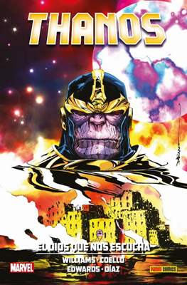 Thanos. 100% Marvel HC (Vol. 2) #6