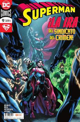 Superman. Nuevo Universo DC / Renacimiento (Grapa) #88/9