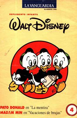 Suplemento Infantil Walt Disney #4