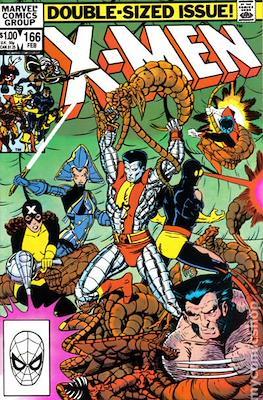 The Uncanny X-Men (1963-2011) (Comic-Book) #166