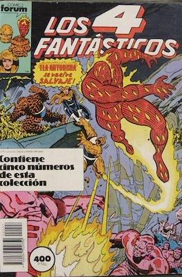 Los 4 Fantásticos Vol. 1 (1983-1994) (Retapado Rústica) #7