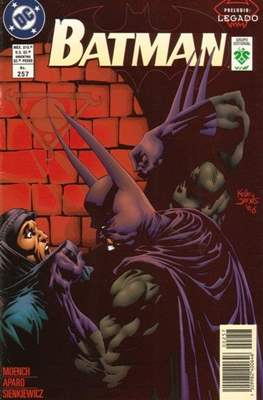 Batman (1987-2002) (Grapa) #257