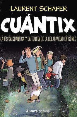 Cuántix (Rústica 176 pp) #