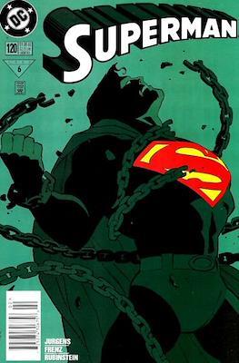 Superman Vol. 2 (1987-2006) (Comic Book) #120