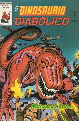 El Dinosaurio Diabólico #1