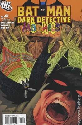 Batman: Dark Detective (2005) (Grapa) #4