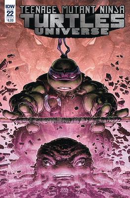 Teenage Mutant Ninja Turtles Universe (Comic Book) #22