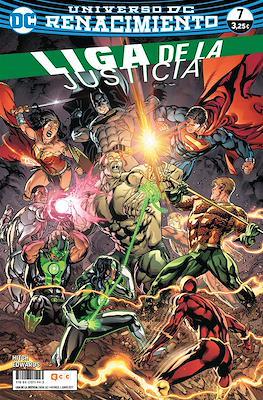Liga de la Justicia. Nuevo Universo DC / Renacimiento (Grapa) #62 / 7