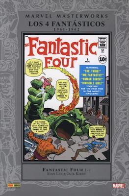 Los 4 Fantásticos. Marvel Masterworks #1