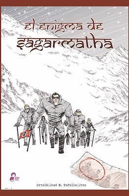 El enigma de Sagarmatha (Rústica 72 pp) #