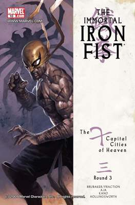 The Immortal Iron Fist (2007-2009) (Digital) #10