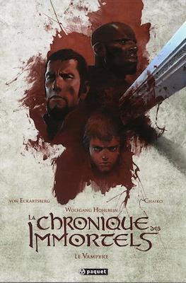 La Chronique des Immortels (Cartonné 112-96 pp) #2