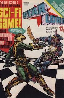Starlord (Comic Book) #4