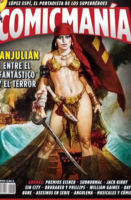 Comicmanía (Revista 100 pp) #8