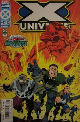 X Universe: La Era de Apocalypse (Grapa) #1