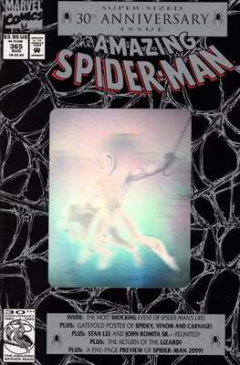 The Amazing Spider-Man Vol. 1 (1963-1998) (Comic-book) #365