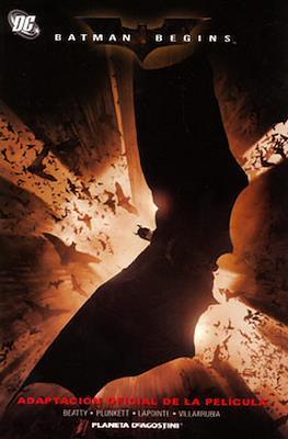 Batman Begins: Adaptación oficial de la película
