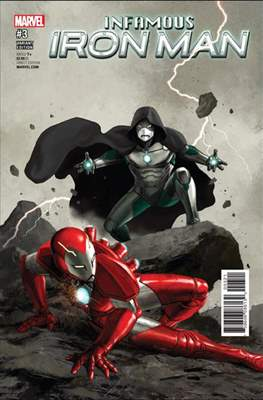 Infamous Iron Man Vol. 1 (Variant Covers) #3