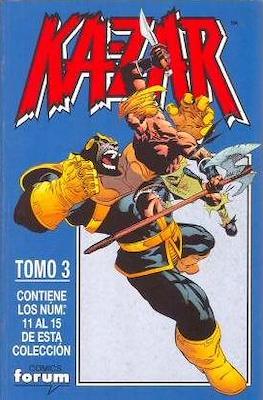 Ka-Zar (1998-1999) (Retapado) #3