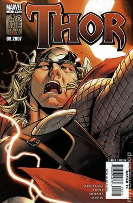 Thor / Journey into Mystery Vol. 3 (2007-2013) #2