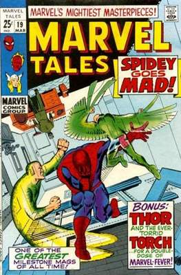 Marvel Tales (Comic Book) #19