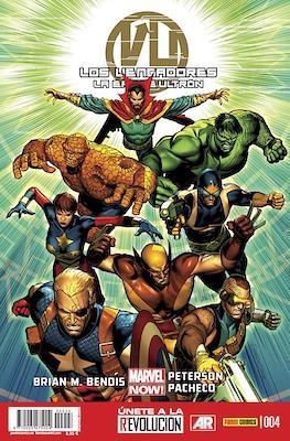 Los Vengadores: La Era de Ultrón (2013) (Grapa.) #4