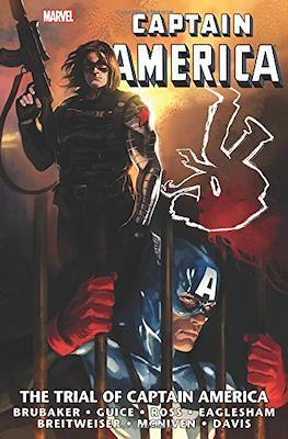 Captain America by Ed Brubaker (Hardcover 720 pp) #4