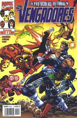 Los Vengadores vol. 3 (1998-2005) (Grapa. 17x26. 24 páginas. Color. (1998-2005).) #33