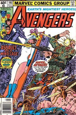 The Avengers Vol. 1 (1963-1996) (Comic Book) #195