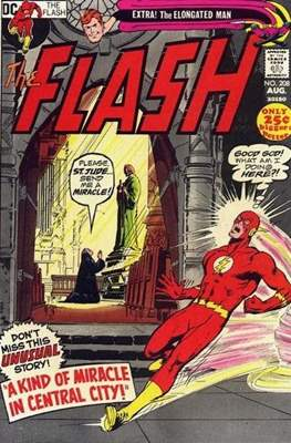 Flash Vol. 1 (1959-1985) (Comic Book 32 pp) #208