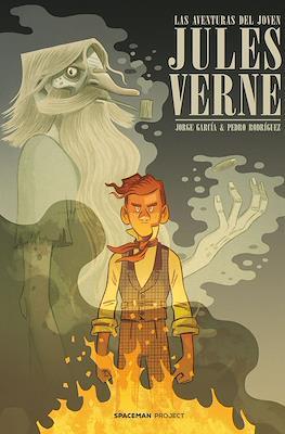 Las aventuras del joven Jules Verne (Cartoné 56 pp)